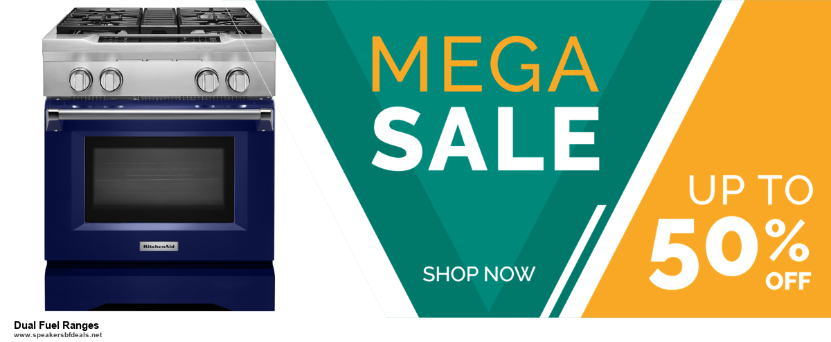13 Exclusive Black Friday and Cyber Monday Dual Fuel Ranges Deals 2020