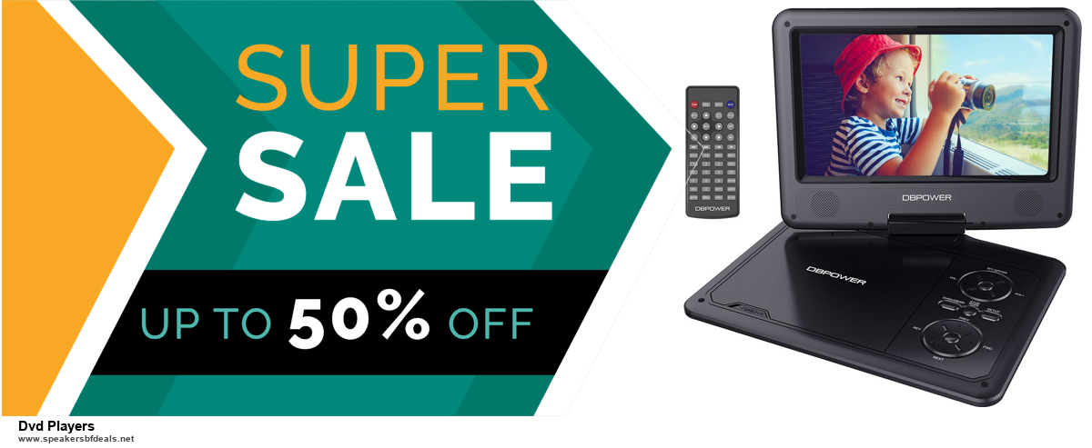 Top 5 Black Friday 2020 and Cyber Monday Dvd Players Deals [Grab Now]