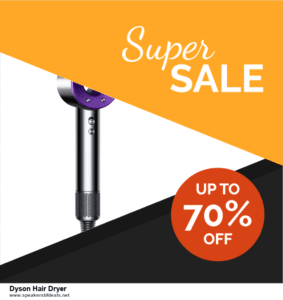 List of 10 Best Black Friday and Cyber Monday Dyson Hair Dryer Deals 2020