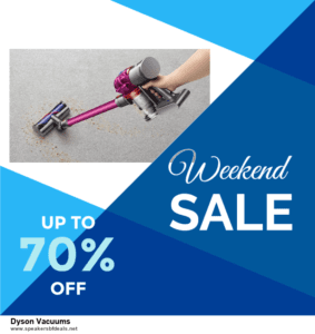 Top 11 Black Friday and Cyber Monday Dyson Vacuums 2020 Deals Massive Discount