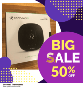 10 Best After Christmas Deals  Ecobee3 Thermostat Deals | 40% OFF