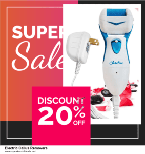 10 Best Electric Callus Removers After Christmas Deals Discount Coupons