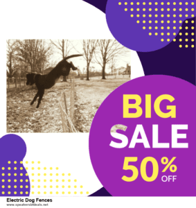Top 11 Black Friday and Cyber Monday Electric Dog Fences 2020 Deals Massive Discount