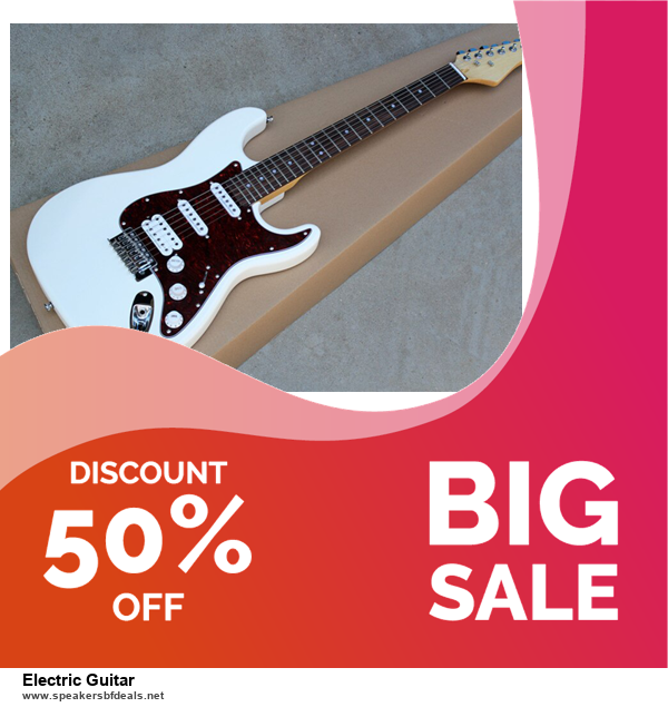 List of 10 Best Black Friday and Cyber Monday Electric Guitar Deals 2020