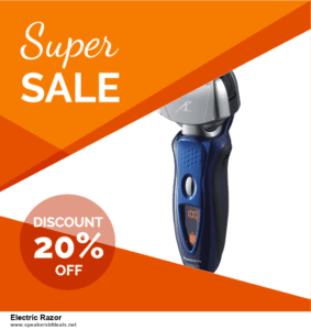10 Best Electric Razor After Christmas Deals Discount Coupons