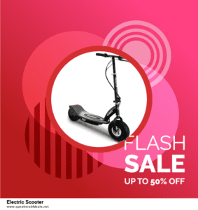 13 Best After Christmas Deals 2020 Electric Scooter Deals [Up to 50% OFF]