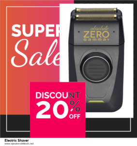 10 Best Electric Shaver After Christmas Deals Discount Coupons