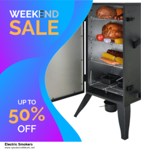List of 10 Best After Christmas Deals Electric Smokers Deals 2020