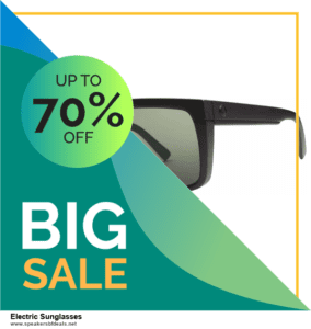 List of 6 Electric Sunglasses After Christmas DealsDeals [Extra 50% Discount]
