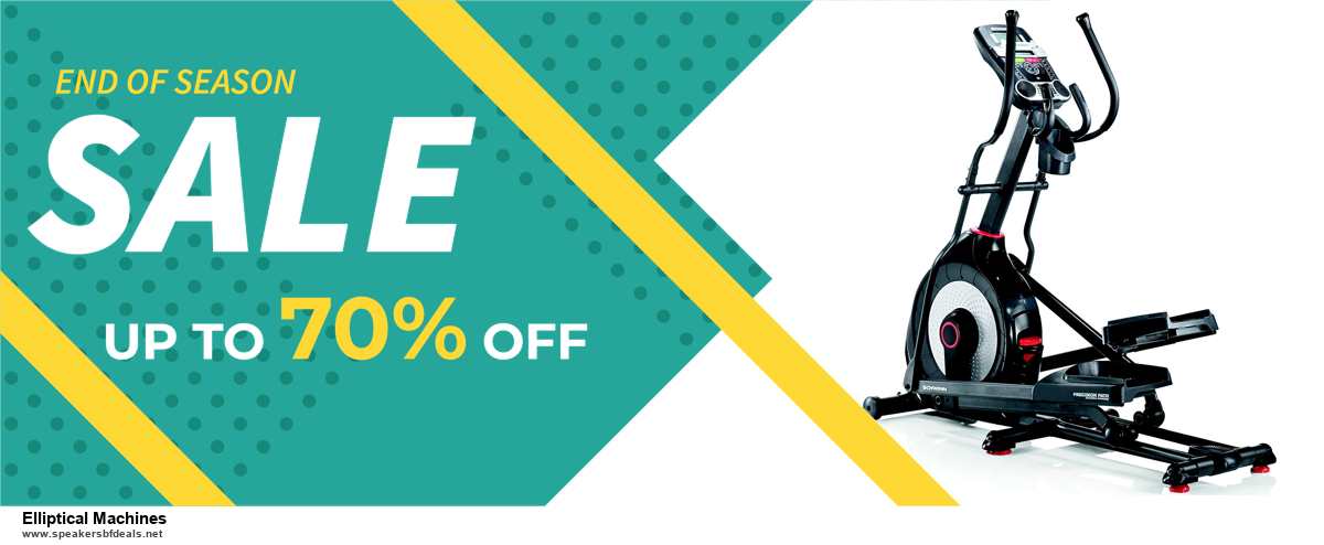Top 5 Black Friday 2020 and Cyber Monday Elliptical Machines Deals [Grab Now]
