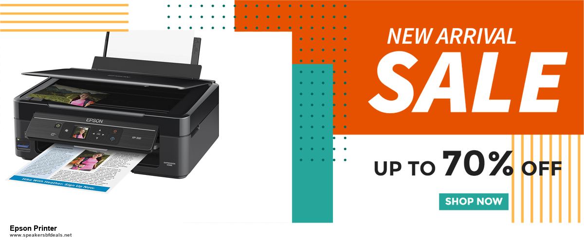 Top 5 Black Friday 2020 and Cyber Monday Epson Printer Deals [Grab Now]