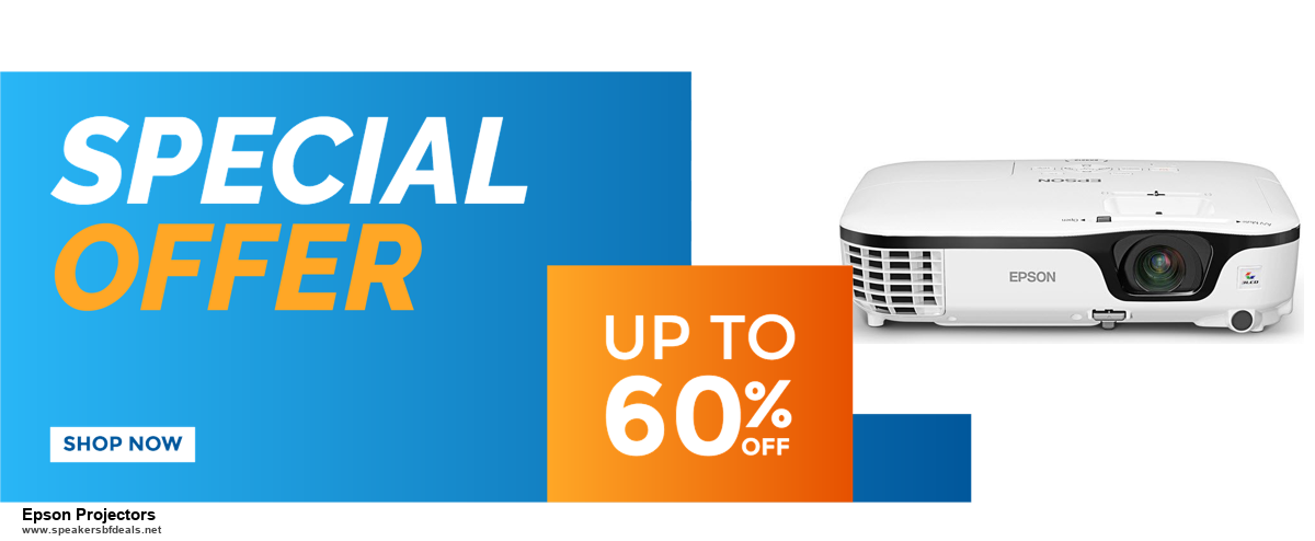 Top 5 Black Friday 2020 and Cyber Monday Epson Projectors Deals [Grab Now]