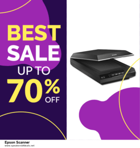 List of 10 Best Black Friday and Cyber Monday Epson Scanner Deals 2020