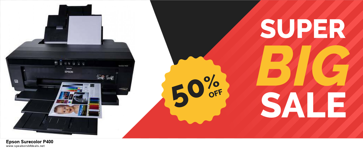 7 Best Epson Surecolor P400 Black Friday 2020 and Cyber Monday Deals [Up to 30% Discount]