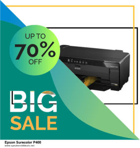 7 Best Epson Surecolor P400 After Christmas Deals [Up to 30% Discount]