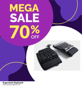 List of 10 Best After Christmas Deals Ergonomic Keyboard Deals 2020