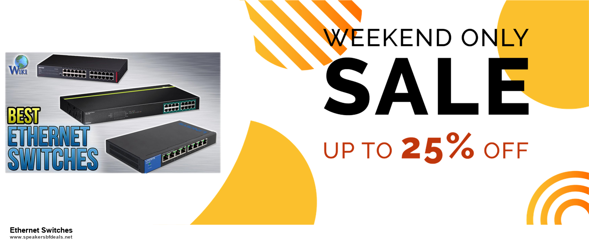 List of 10 Best Black Friday and Cyber Monday Ethernet Switches Deals 2020