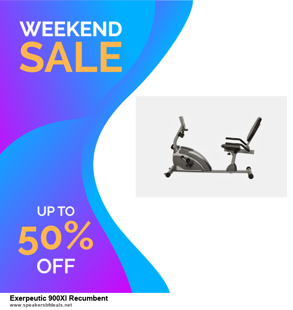 List of 6 Exerpeutic 900Xl Recumbent Black Friday 2020 and Cyber MondayDeals [Extra 50% Discount]