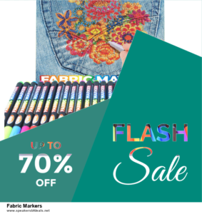 6 Best Fabric Markers After Christmas Deals | Huge Discount