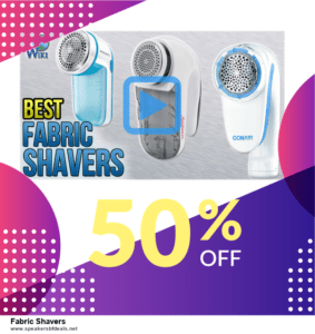 List of 6 Fabric Shavers After Christmas DealsDeals [Extra 50% Discount]