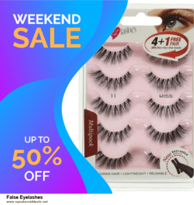10 Best False Eyelashes After Christmas Deals Discount Coupons