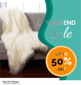 Top 10 Faux Fur Throws After Christmas Deals