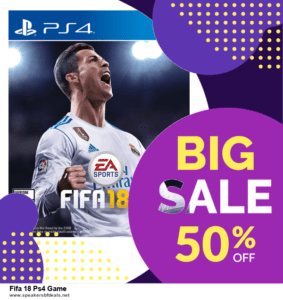 Top 10 Fifa 18 Ps4 Game Black Friday 2020 and Cyber Monday Deals