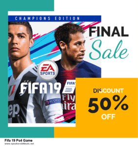 Top 5 Black Friday and Cyber Monday Fifa 19 Ps4 Game Deals 2020 Buy Now