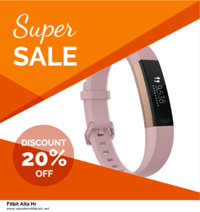 10 Best Fitbit Alta Hr After Christmas Deals Discount Coupons