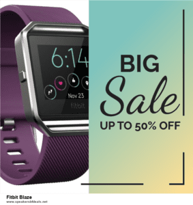 10 Best Fitbit Blaze After Christmas Deals Discount Coupons