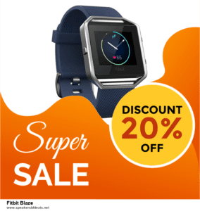 10 Best Fitbit Blaze Black Friday 2020 and Cyber Monday Deals Discount Coupons
