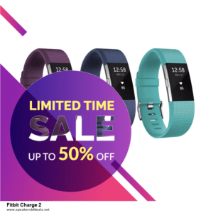Grab 10 Best Black Friday and Cyber Monday Fitbit Charge 2 Deals & Sales