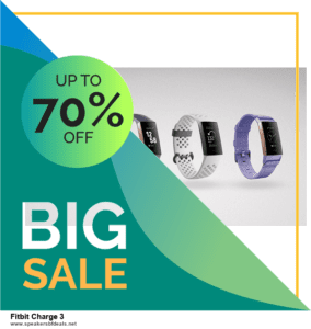 List of 6 Fitbit Charge 3 After Christmas DealsDeals [Extra 50% Discount]
