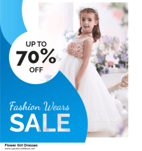 13 Exclusive After Christmas Deals Flower Girl Dresses Deals 2020
