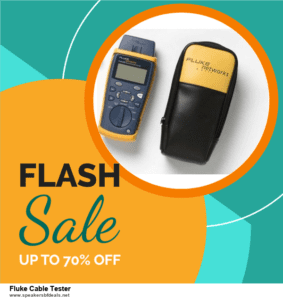 Top 5 After Christmas Deals Fluke Cable Tester Deals [Grab Now]