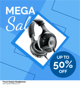 9 Best Black Friday and Cyber Monday Focal Utopia Headphone Deals 2020 [Up to 40% OFF]