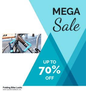13 Best Black Friday and Cyber Monday 2020 Folding Bike Locks Deals [Up to 50% OFF]