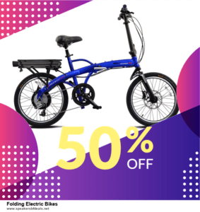 7 Best Folding Electric Bikes After Christmas Deals [Up to 30% Discount]
