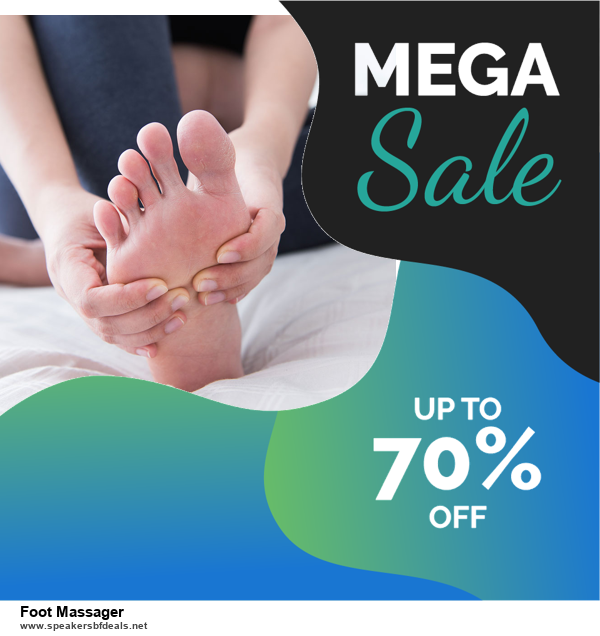 Top 5 Black Friday and Cyber Monday Foot Massager Deals 2020 Buy Now