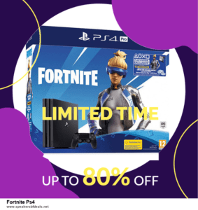 Grab 10 Best Black Friday and Cyber Monday Fortnite Ps4 Deals & Sales