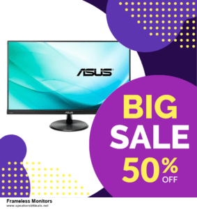 Top 11 Black Friday and Cyber Monday Frameless Monitors 2020 Deals Massive Discount