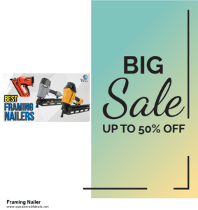 9 Best After Christmas Deals Framing Nailer Deals 2020 [Up to 40% OFF]