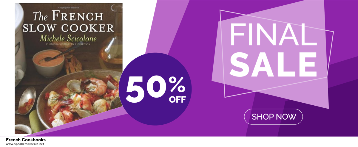 Top 5 Black Friday 2020 and Cyber Monday French Cookbooks Deals [Grab Now]