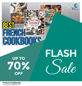 Top 5 After Christmas Deals French Cookbooks Deals [Grab Now]