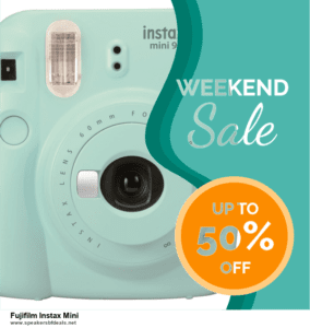 Top 10 Fujifilm Instax Mini After Christmas Deals