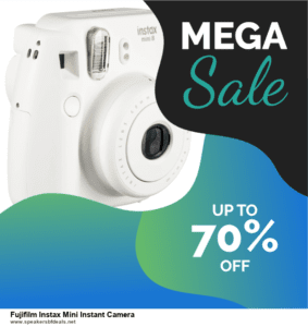 10 Best Black Friday 2020 and Cyber Monday  Fujifilm Instax Mini Instant Camera Deals | 40% OFF