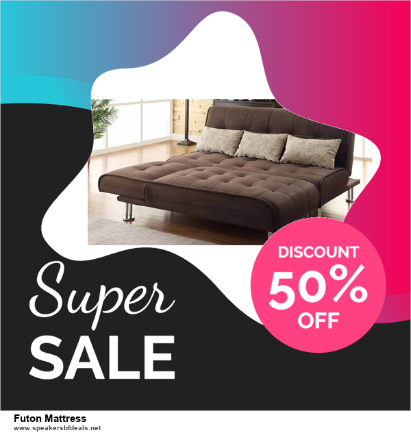 Top 5 Black Friday 2020 and Cyber Monday Futon Mattress Deals [Grab Now]