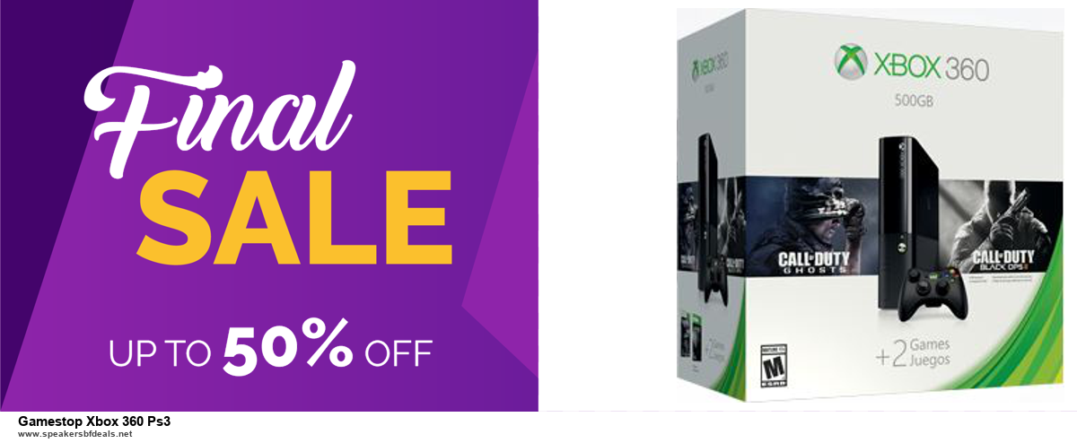 13 Best Black Friday and Cyber Monday 2020 Gamestop Xbox 360 Ps3 Deals [Up to 50% OFF]