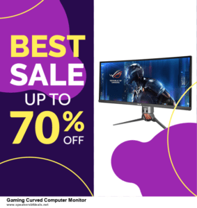 List of 10 Best After Christmas Deals Gaming Curved Computer Monitor Deals 2020