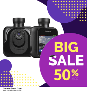 7 Best Garmin Dash Cam Black Friday 2020 and Cyber Monday Deals [Up to 30% Discount]